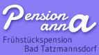 Pension Anna Logo
